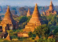 Khám phá đất nước Phật giáo Myanmar với rất nhiều điều tuyệt vời nhất cùng GrandViet Tour