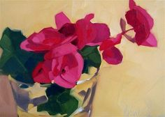 """Reach for the sun"" - Original Fine Art for Sale - © by Brandi Bowman"