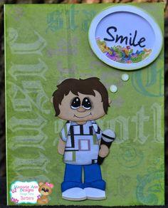 My Little Spot of Sanity: Smile