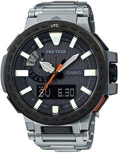 b883054f4700 Casio PRX-8000T-7AJF Protrek Manaslu - Reloj para hombre