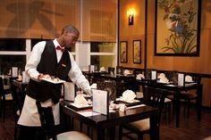 Hotel Riu Palace Paradise Island - Restaraunt
