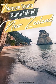 Learn about road tripping the North Island of New Zealand by camper van! Check out these seven nature spots across the Northern Island to include: Hot… – Honeymoon New Zealand Itinerary, New Zealand Travel Guide, Visit Australia, Australia Travel, Places To Travel, Places To See, North Island New Zealand, South Island, Best Campervan