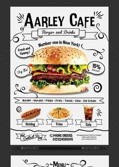 ideas for seafood menu design restaurant branding galleries Restaurant Menu Template, Restaurant Branding, Restaurant Design, House Restaurant, Cafe Menu Boards, Restaurant Promotions, Digital Menu Boards, Seafood Menu, Food Gallery