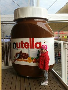 Una Nutella big