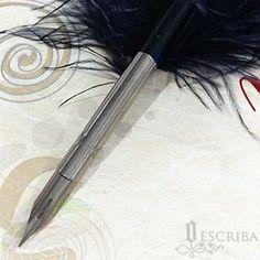 Quill Pen Preta