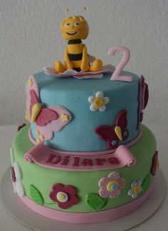 Bee Maya Cake Biene Maja Torte