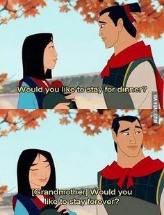 . Mulan