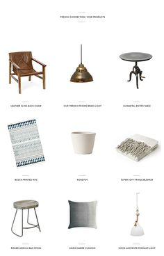 SOFT INDUSTRIAL SPRING by french connection | 79 Ideas