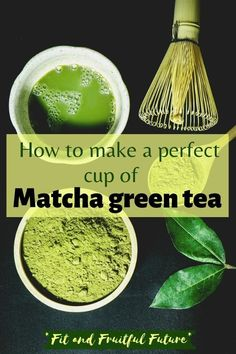 How to make a perfect cup of matcha green tea: with and without tea set - Fit and Fruitful Future - Trend Best Cocktail Recipes 2019 Avocado Smoothie, Green Tea Smoothie, Matcha Smoothie, Vegan Smoothies, Matcha Green Tea Latte, Matcha Green Tea Powder, Matcha Tea Set, Tips And Tricks, Matcha Tea Benefits
