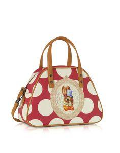 43ae24e49f1 Vivienne Westwood Yasmine Bunny Print Small Handbag Small Handbags, Vivienne  Westwood, Summer Breeze,