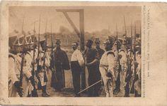 (1917) Impiccagione di G. Oberdan