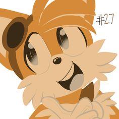 Tails, cute like always