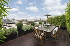 #Roof #Terrace #StudioInterio www.studio-interio.com