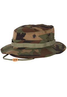 Propper NyCo Boonie Woodland Camo Hat