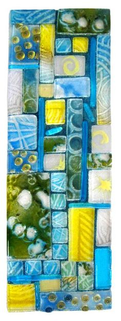 Fused Mosaic Panels