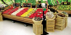 produce department merchandising | Creative Merchandising Systems: quality - innovation - value - service