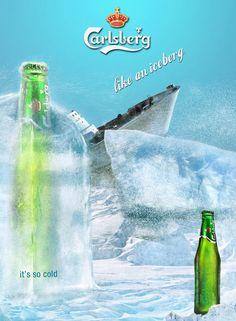 Carlsberg humourous ads beer imaginative funny