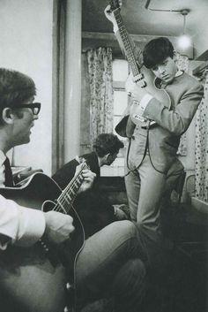 Photo of John & Paul