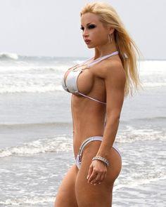 Latina Bikini Post