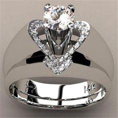 Greg Neeley Jewelry Collection ♦ Amazing Diamond Rings ♦ High Jewelry Design ♦ Wedding and Engagement Sets ♦ Start your pin adventure NOW! Diamond Jewelry, Jewelry Rings, Unique Jewelry, Jewelery, Jewelry Accessories, Fine Jewelry, Jewelry Sets, Silver Jewelry, Gold Jewellery