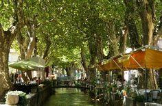 Goudargues, la petite Venise du Gard