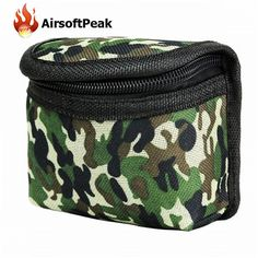 Military EDC Pouches Camouflage Magazine Accessory Pocket Storage Recycle Pouch Outdoor Hunting Bags Tactical Sundries Bag