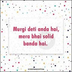Funny Teenager Quotes, Cute Funny Quotes, Sarcastic Quotes, Qoutes, Bad Quotes, Desi Quotes, Hindi Quotes, Short Quotes, Awkward Quotes