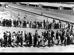 Other witch hunts - internment of Japanese Americans on the west coast during WWII. (The Crucible)