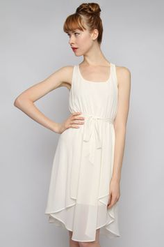 Perfect little dress for a bridal shower or dinner.