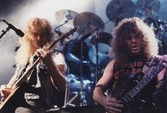 Dave Mustaine & Kerry King