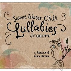 A beautiful lullaby CD + all proceeds go to charity.
