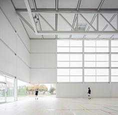 Galería de Pabellón Polideportivo y Aulario Universidad Francisco de Vitoria / Alberto Campo Baeza - 12