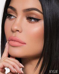 Makeup kylie jenner make up brows 51 ideas Makeup Trends, Makeup Inspo, Makeup Inspiration, Makeup Goals, Makeup Ideas, Makeup Tutorials, Makeup Tips, Cat Eye Makeup, Beauty Makeup