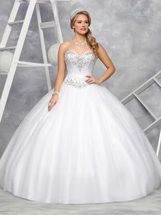 Custom quinceanera dresses in bright colors! These quince dresses can be made in any color. Lots of vestidos de quinceanera to choose from. Quince Dresses, 15 Dresses, Sexy Dresses, Fashion Dresses, Top Wedding Dresses, Princess Wedding Dresses, Wedding Gowns, Wedding Themes, White Quinceanera Dresses