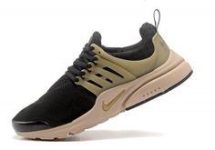 54bb2e582b Nike Air Presto Low Bamboo Black 844672 001 Mens Womens Running Shoes Presto  Sneakers