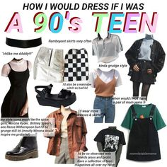 """5,115 Likes, 62 Comments - angie (@nonrelatablememe) on Instagram: """"Song for this look : Creep by Radiohead (: Whats your fav 90s movie?"""""""