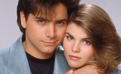 Becky and Jesse from Full House