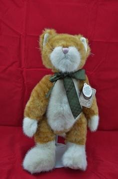"Brand: The Original Boyd's Bears  Item: Penny P Copperpuss                       J.B. Bean & Associates  14"" Plush Cat  Original Price: $23      Issued Date: 2001          Retired Date: 2001"