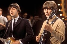 'Lucky to have had him in my life,' The Beatles' frontman captioned a throwback photo of he and his bandmate.