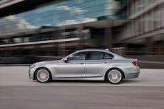 2014 BMW 5-Series Photo