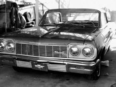 1964 Chevrolet Impala For Sale in Cadillac, Michigan | Old Car Online 64 Impala For Sale, Trucks For Sale, Cars For Sale, 1962 Chevy Impala, Best Tyres, Car Deals, Old Cars, Cadillac, Dream Cars
