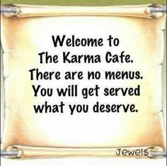 Welcome to Karma Cafe !