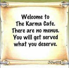 Welcome to Karma Cafe !
