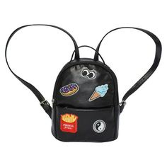Patches Backpack - summer 2017