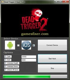 Download DEAD TRIGGER 2 Hack at http://gamesfixer.com/dead-trigger-2-hack/