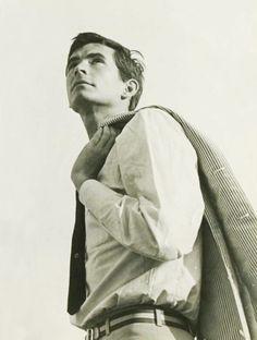 Anthony Perkins, 1959. Aiii que guapo!