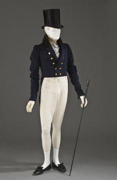 British Men's Suits -1