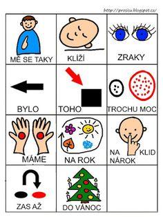 Pro Šíšu: Básničky i pro autíky Playing Cards, Czech Republic, Autism, Playing Card Games, Bohemia, Game Cards, Playing Card