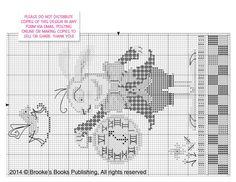ru / Фото - Brooke`s Books - Marina-Melnik Alice In Wonderland Cross Stitch, Painted Pony, Cross Stitch Flowers, Needle And Thread, Book Publishing, Cross Stitching, Cross Stitch Patterns, Fairy Tales, Disney