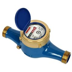 Teksan Gd Q3 Water Meter 2,5 M3/H T50 Dn20 190mm